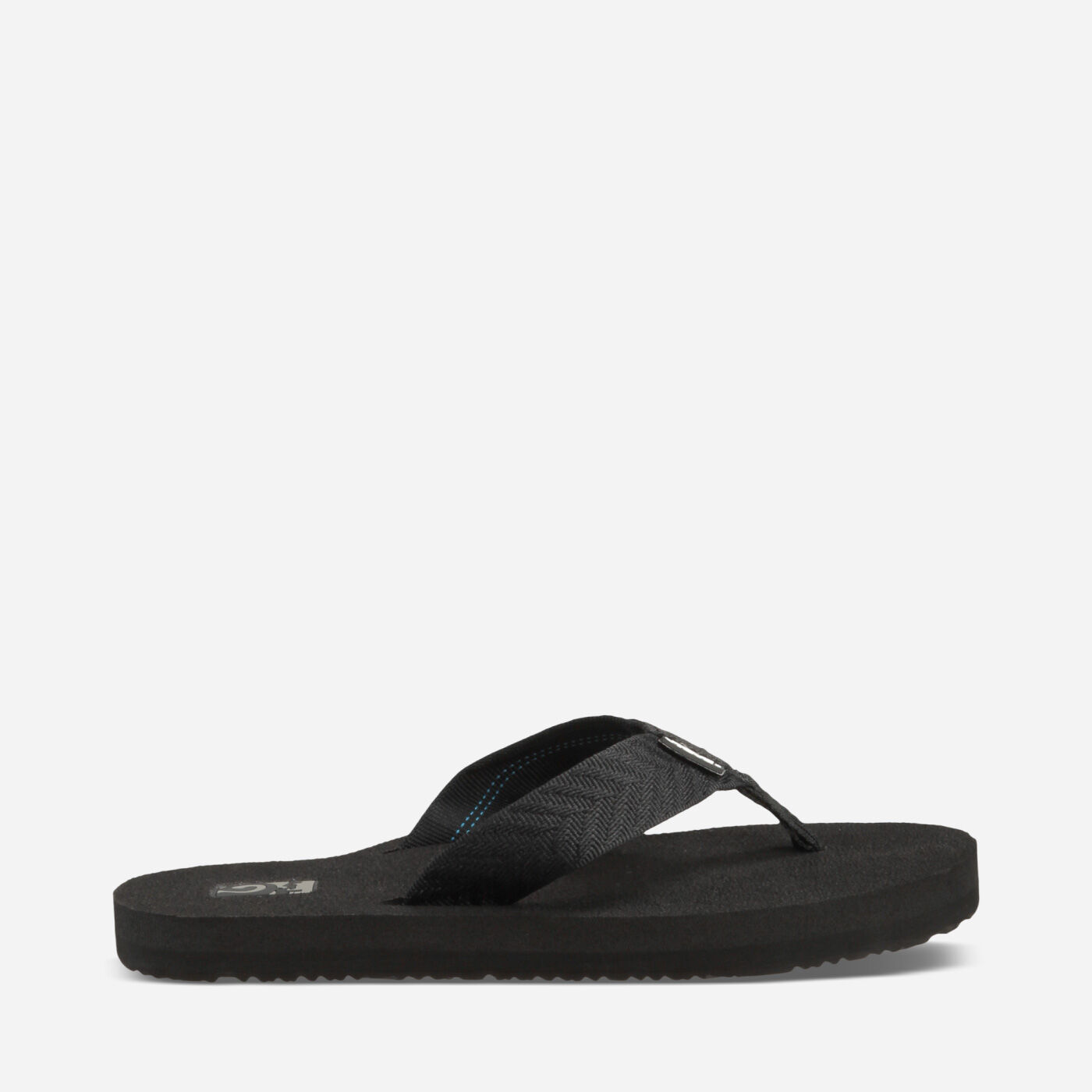 Black sandals with straps - Mush Ii