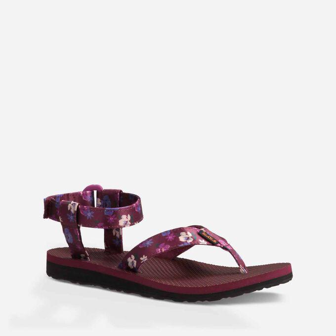 Original Sandal Floral (Satin)