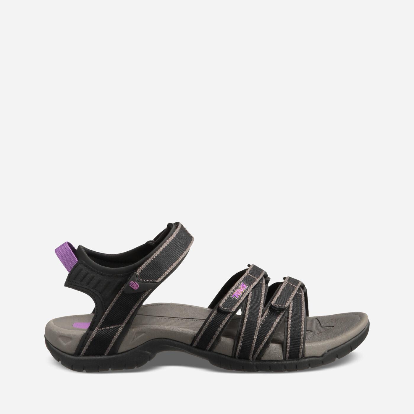 Black sandals size 11 - Tirra