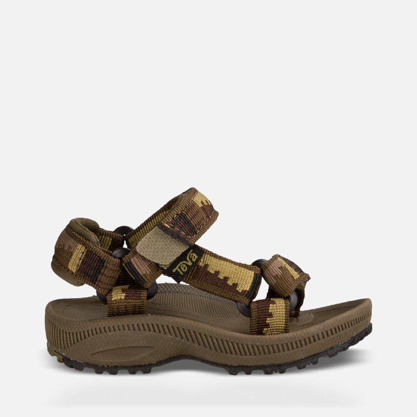 Black sandals for toddler boy - Hurricane 2
