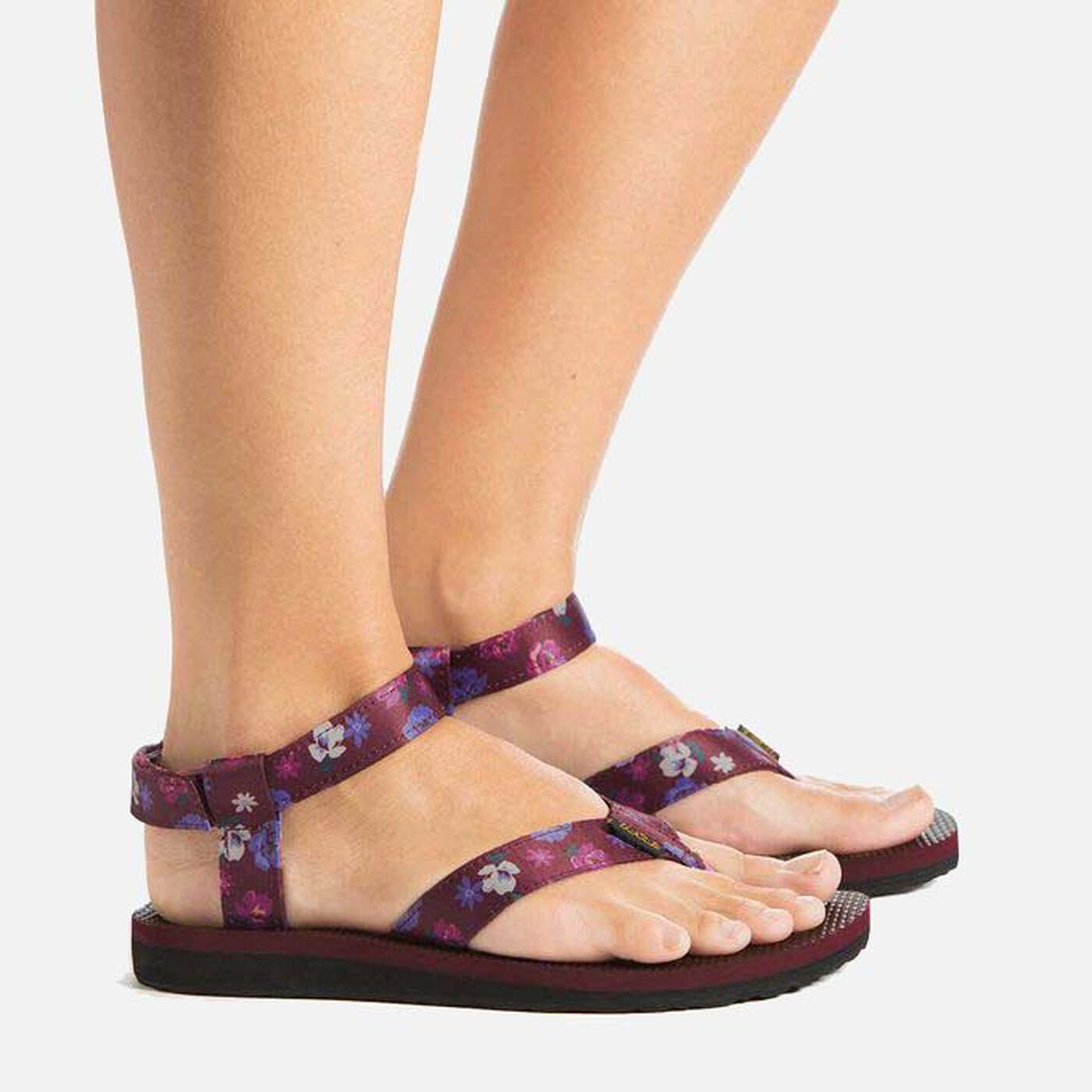 Womens sandals canada online - Women S Original Sandal Floral Satin
