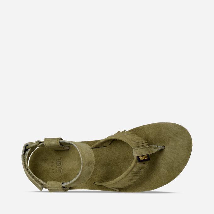 Original Sandal Leather Fringe