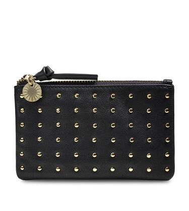 Small Zip Pouch Studs