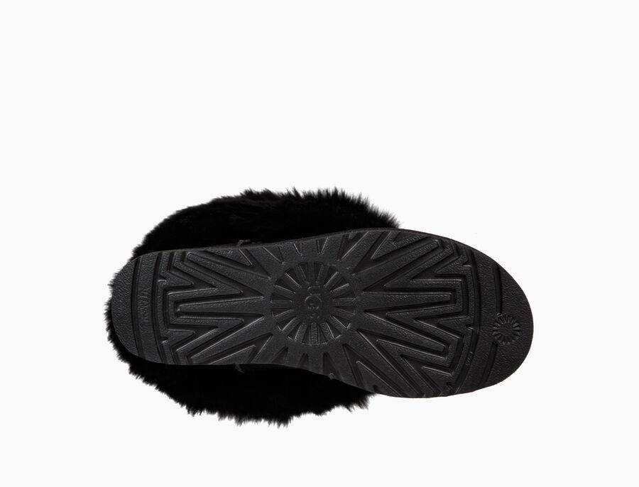 Short Sheepskin Cuff Boot - Image 6 of 6