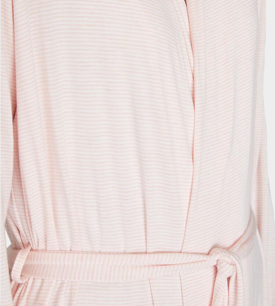 Birgette Mini Stripe Robe - Image 5 of 5