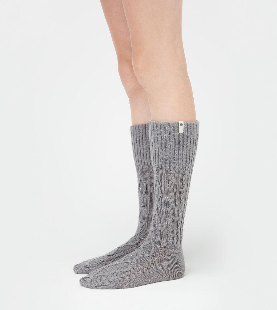 Sienna Short Rain Boot Sock - Image 3 of 3