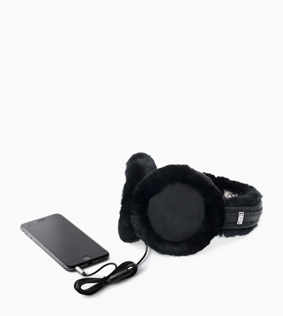Wired Classic Sheepskin Earmuff - Image 3 of 3