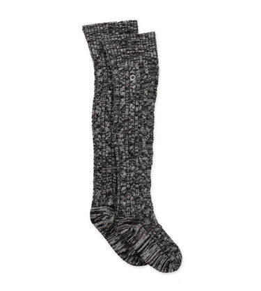 Cable Knit Sock