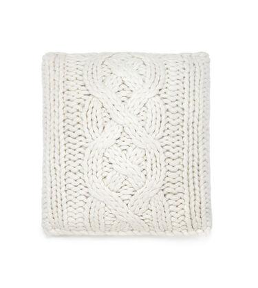"Oversized Knit Pillow-24"""