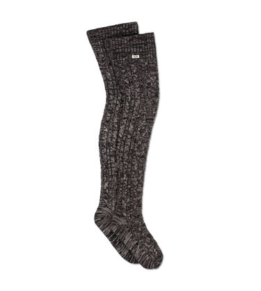 Classic Cable Knit Sock