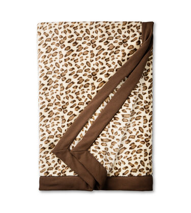 Duffield Leopard Throw