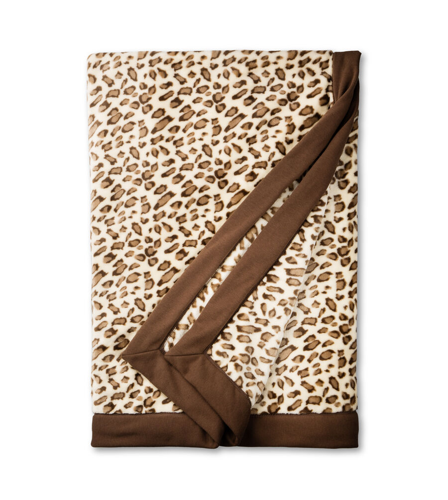 Duffield Leopard Throw - Image 3 of 3