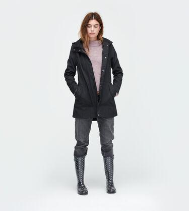 Trench Rain Jacket