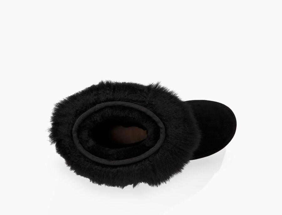 Short Sheepskin Cuff Boot - Image 5 of 6