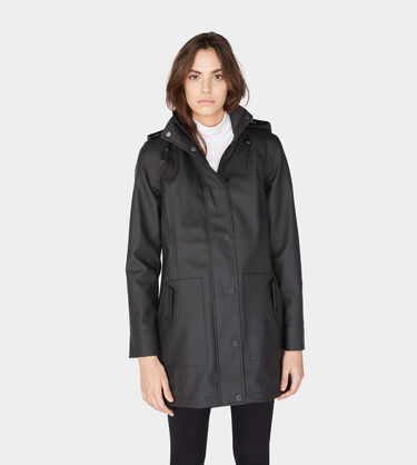 Weather-Ready Rain Jacket