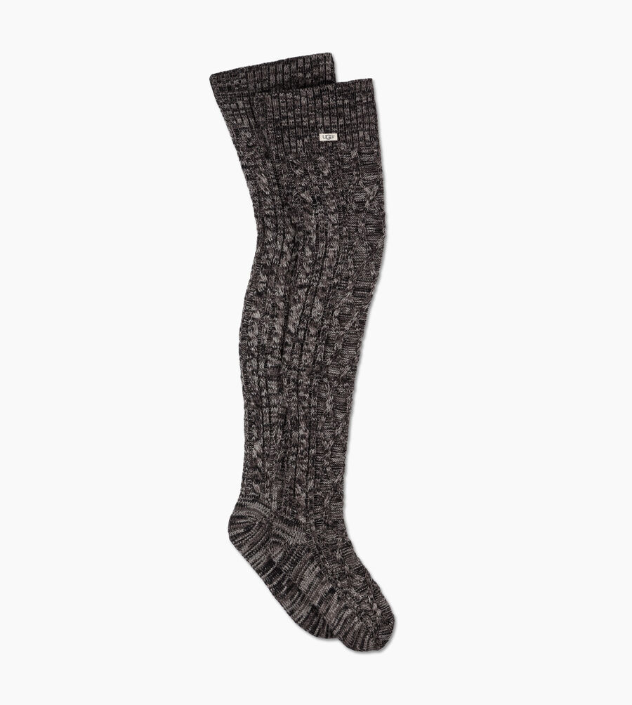 Classic Cable Knit Sock - Image 1 of 1