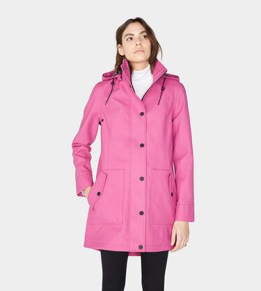 Weather-Ready Rain Jacket
