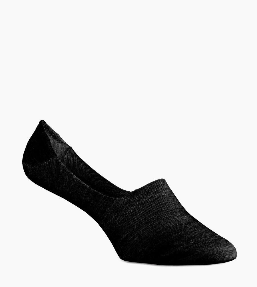 Merino Wool No-Show 2 Sock Pack - Image 4 of 4