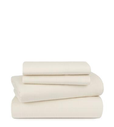 Luxe Herringbone Sheet Set