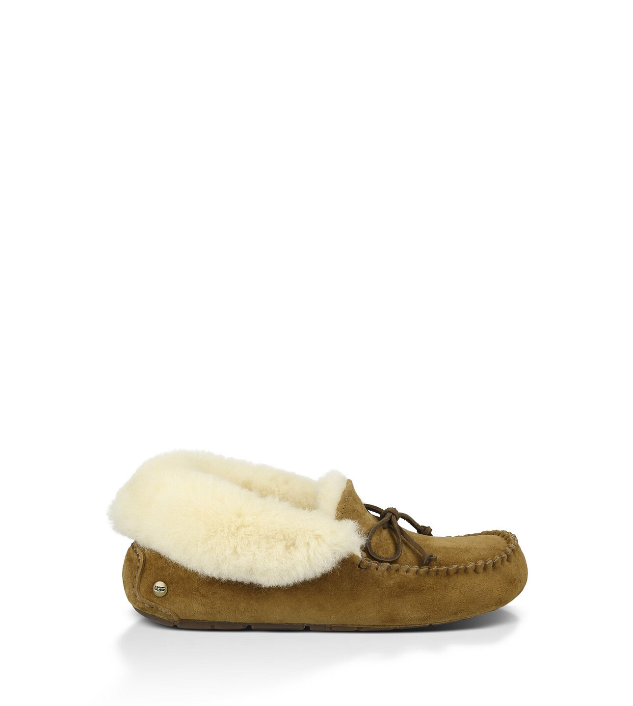 how to clean the outside of ugg moccasins