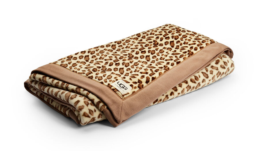 Duffield Leopard Throw - Image 2 of 3