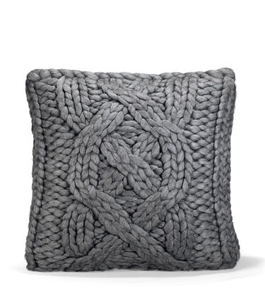 Oversized Knit Pillow