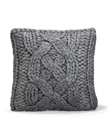 Oversized Knit Pillow