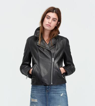 Leather Cycle Jacket