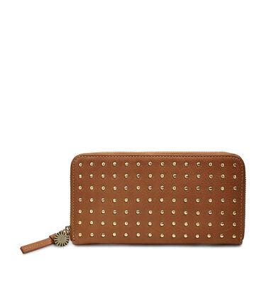 Bette Zip Around Wallet Studs