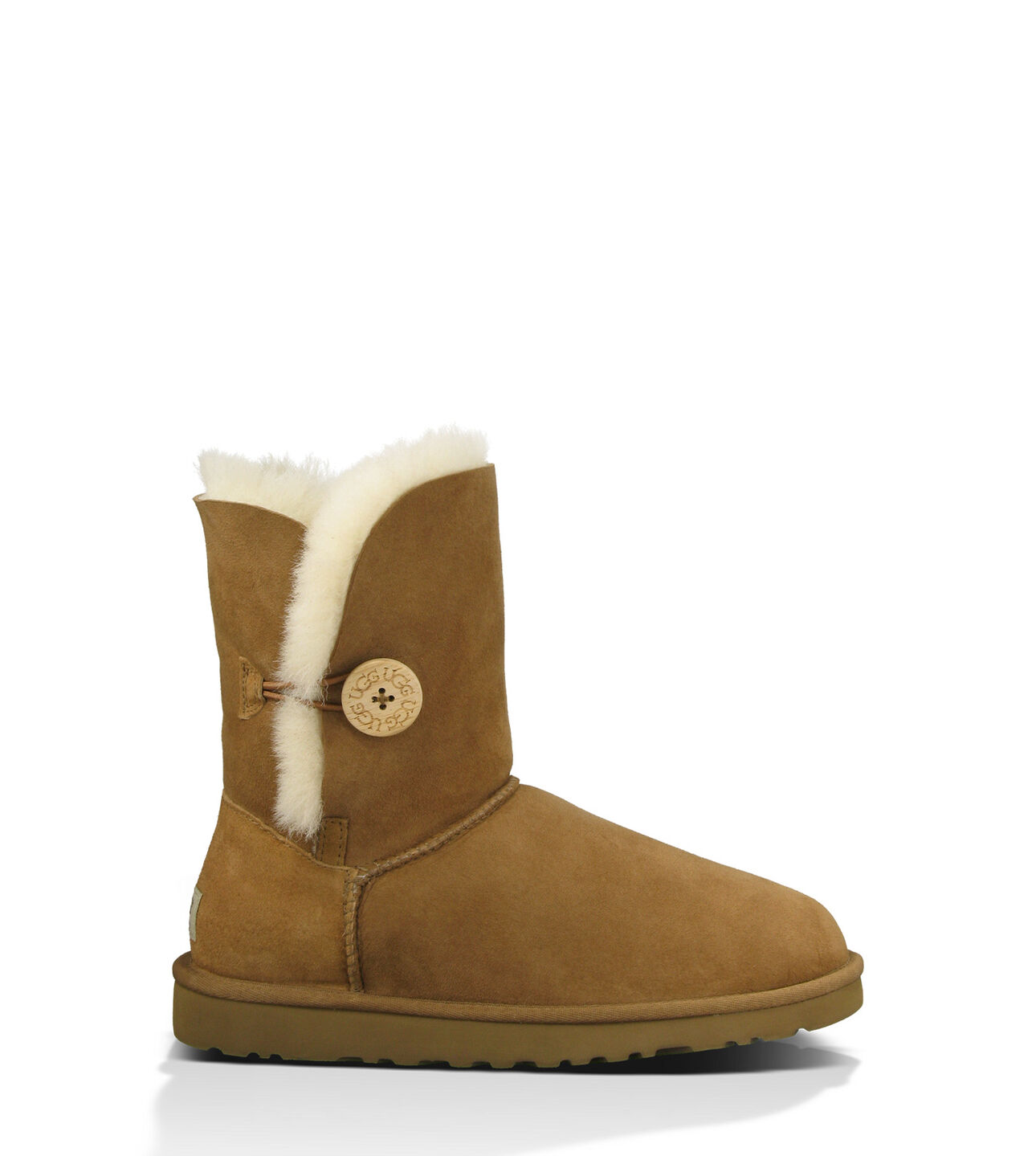 Uggs With Buttons On Side UGG® Official ...