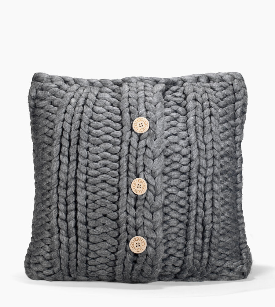 Oversized Knit Pillow - Image 1 of 2