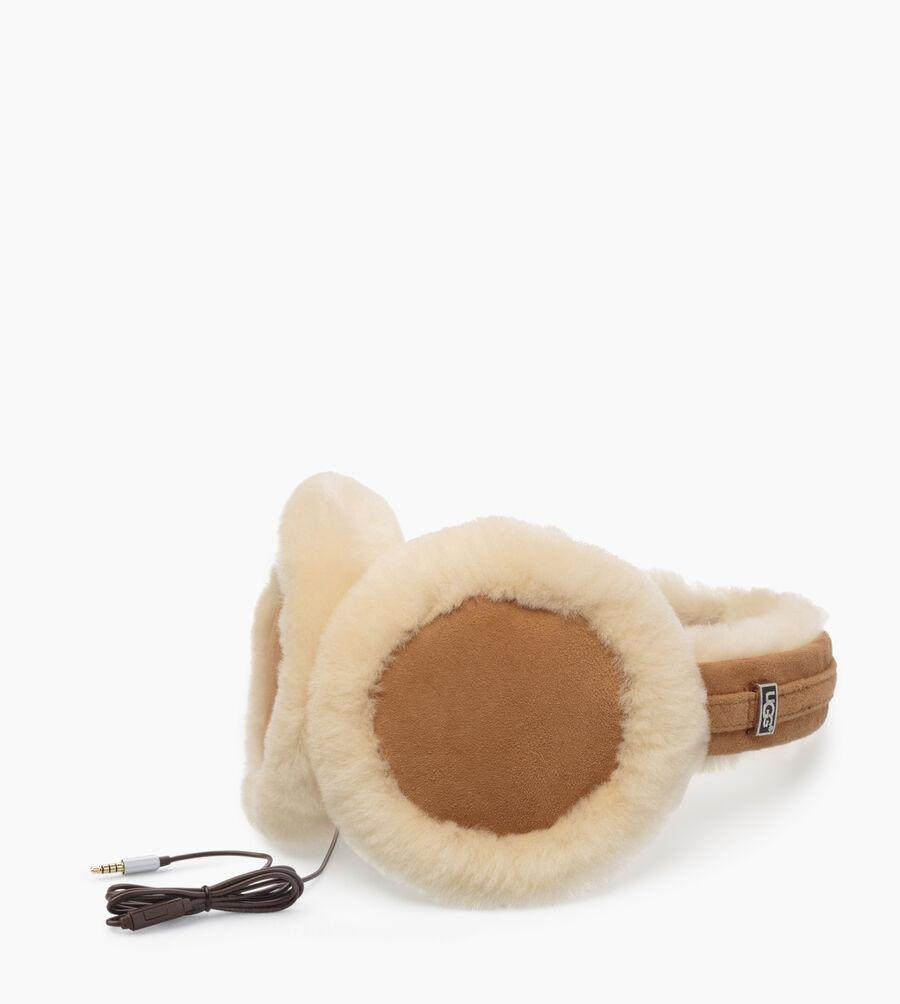 Wired Classic Sheepskin Earmuff - Image 2 of 3