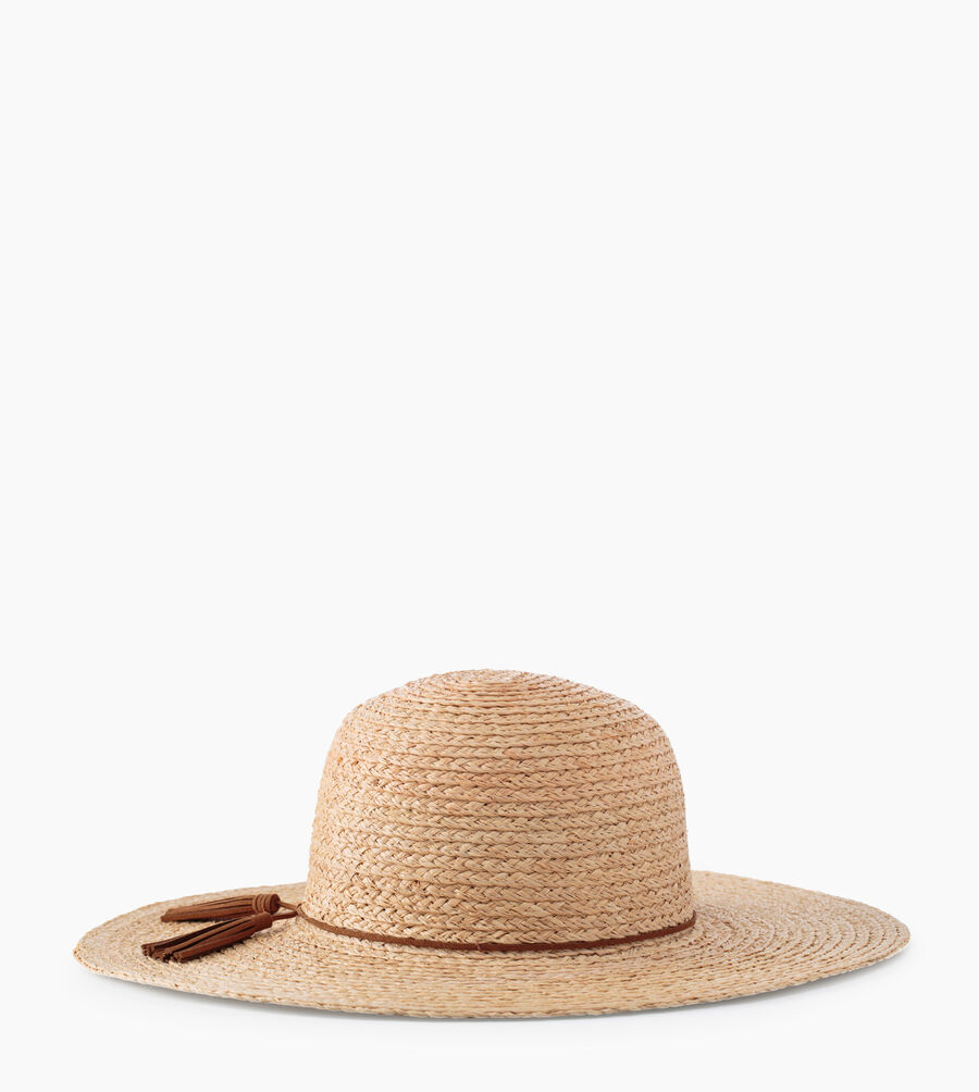 Raffia Braid Sunhat - Image 1 of 2