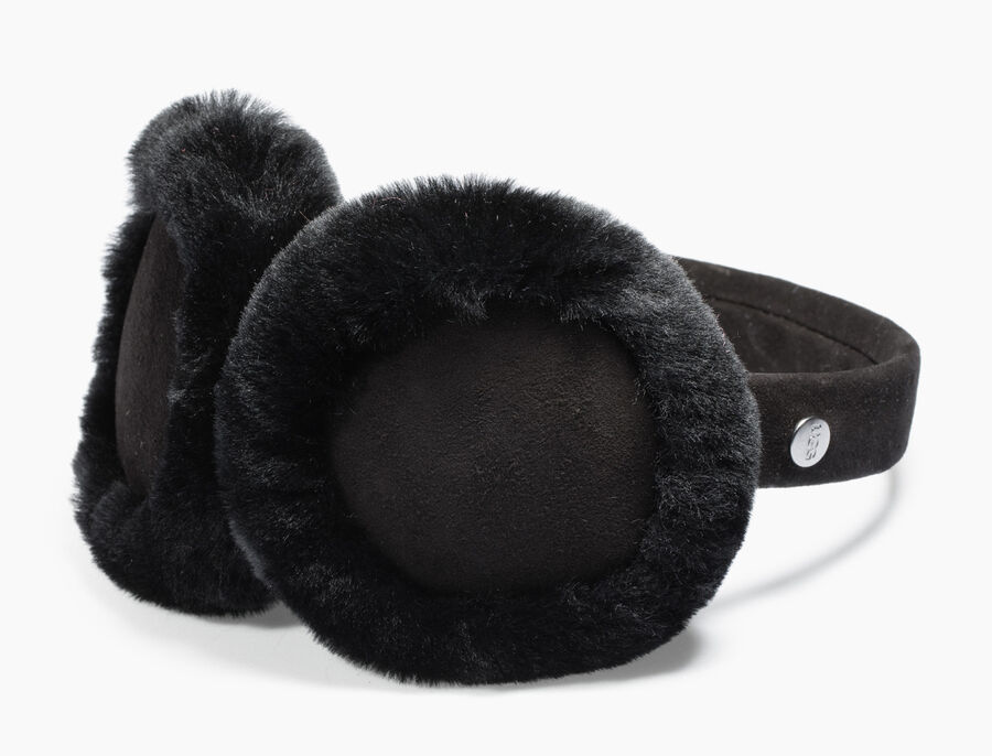 Classic Sheepskin Earmuff - Image 1 of 1