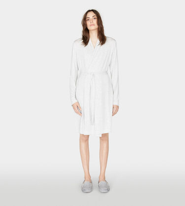 Birgette Mini Stripe Robe