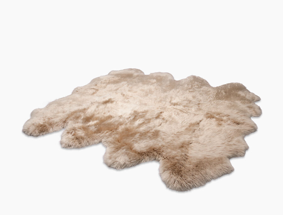 Sheepskin Area Rug Octo - Image 1 of 2