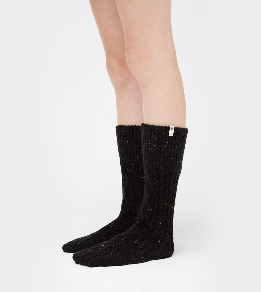 Sienna Short Rain Boot Sock - Image 2 of 3