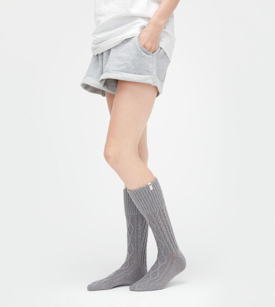 Sienna Short Rain Boot Sock - Image 2 of 3