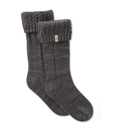 Sparkle Tall Rain Boot Sock