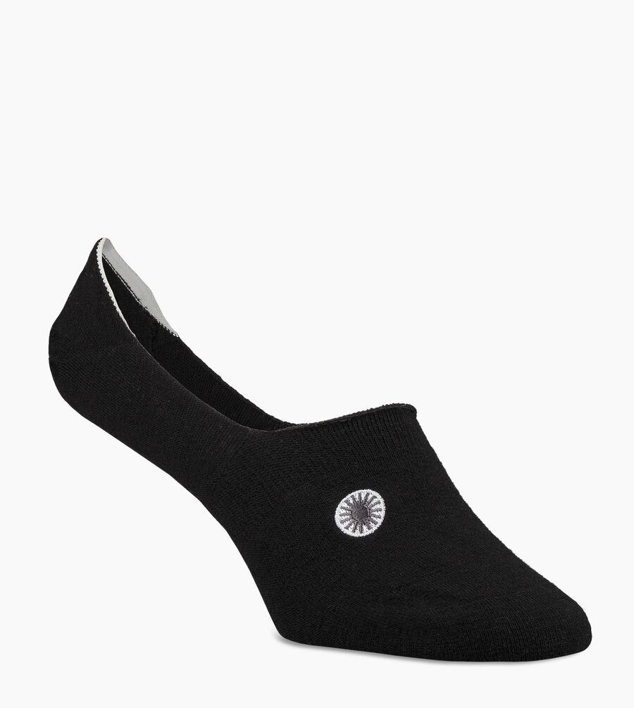 Merino Wool No-Show 2 Sock Pack - Image 1 of 4