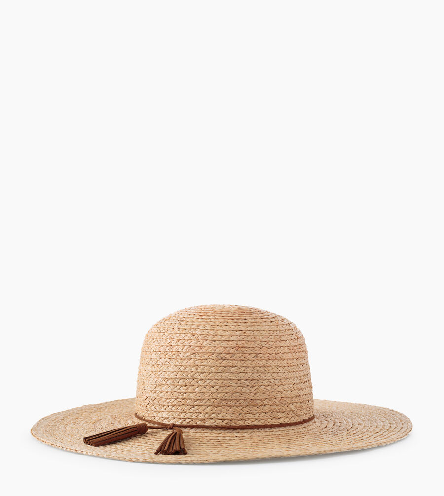 Raffia Braid Sunhat - Image 2 of 2