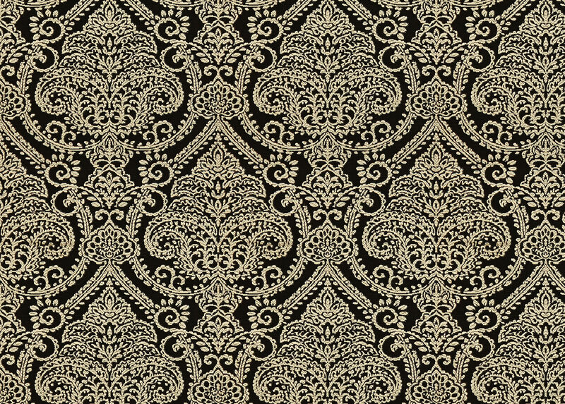 Lexi Black Fabric by the Yard ,  , large_gray