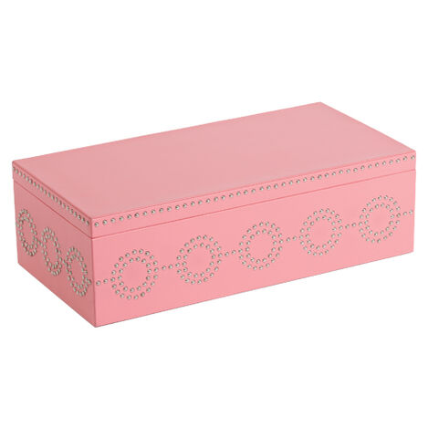 Coral Nail Deco Box ,  , large