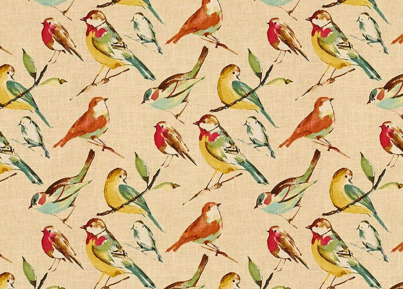 Tweety Poppy Fabric by the Yard ,  , large_gray