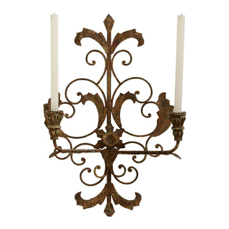 Helena Candle Sconce ,  , large
