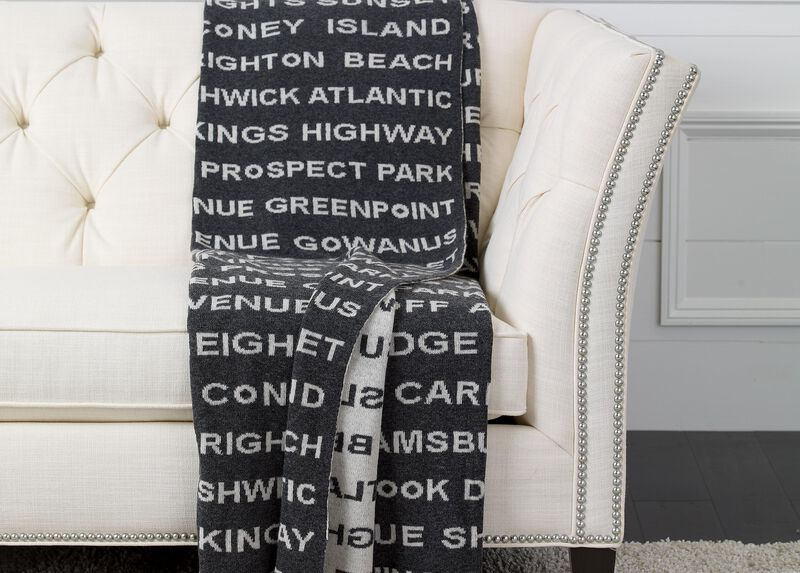 Brooklyn Message Throw ,  , large_gray