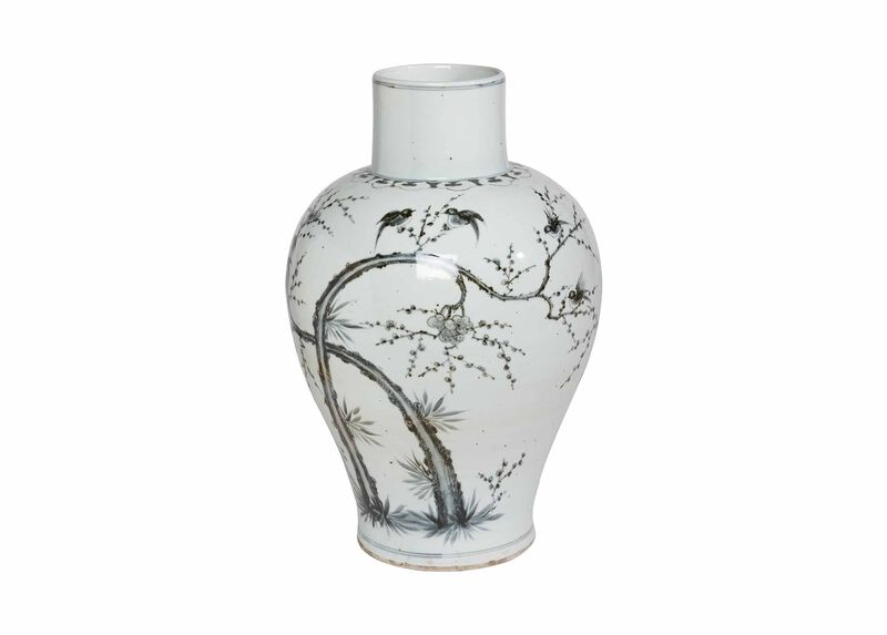 Magpie Vase ,  , large_gray