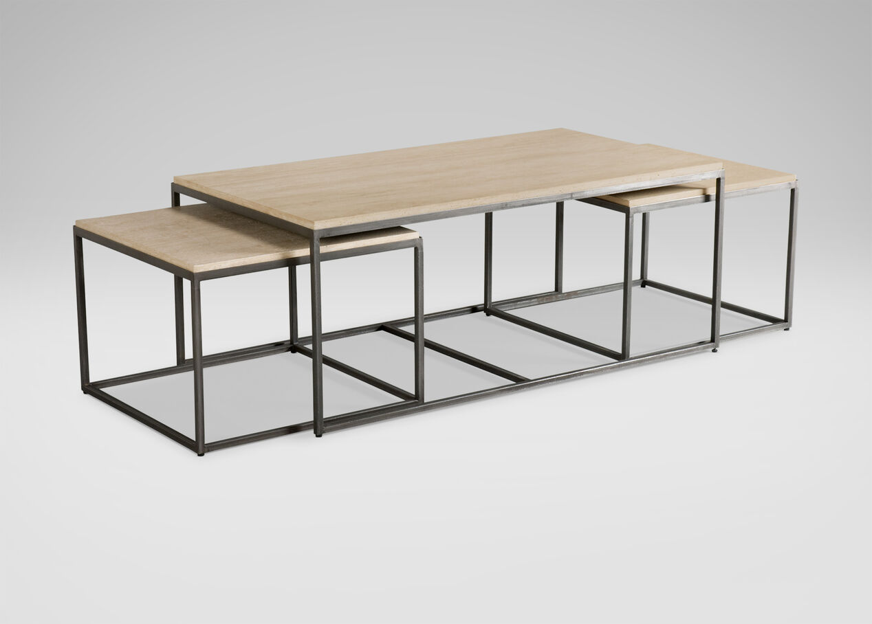 Evan coffee table coffee tables for When did table 52 open