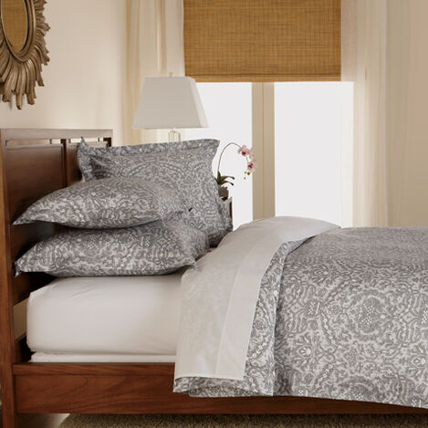 Langham Printed Full/Queen Duvet Cover ,  , large
