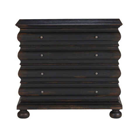 Marlene Scalloped Chest ,  , large
